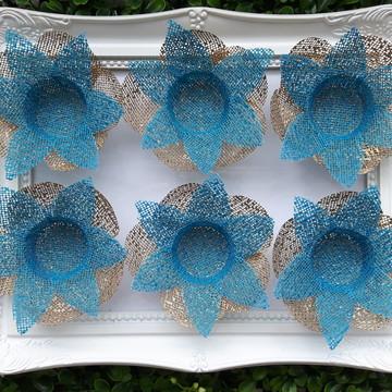 50 Forminha de Doces Finos Tiffany