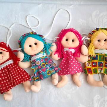 Boneca Bolsinha