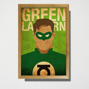 Quadro Green Lantern