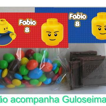 Lego Solapas/Lapela Personalizada