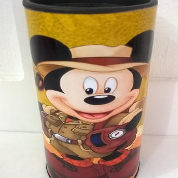 Cofrinho Personalizados Mickey Safári