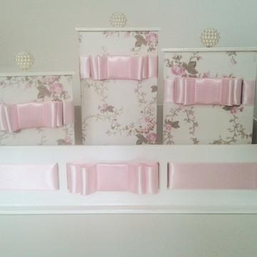Kit Higiene Floral Delicado