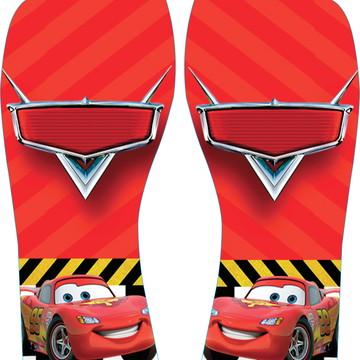 chinelos quadrados carros