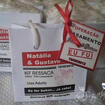 Bolsinhas Kit Ressaca