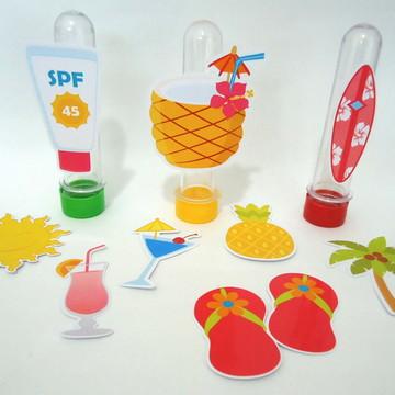 Kit Apliques Pool Party