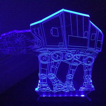 Luminaria Star Wars