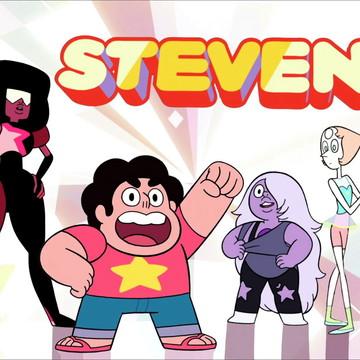 Painel Steven Universe G - Frete Grátis