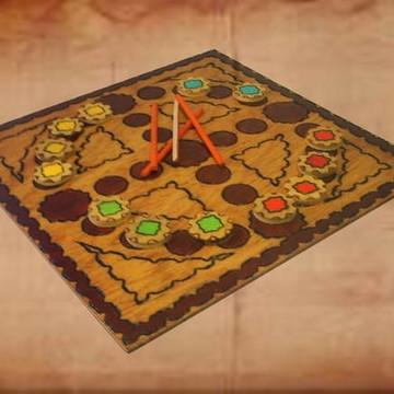 Niout - Jogo de tabuleiro para crianças a partir dos 7 anos
