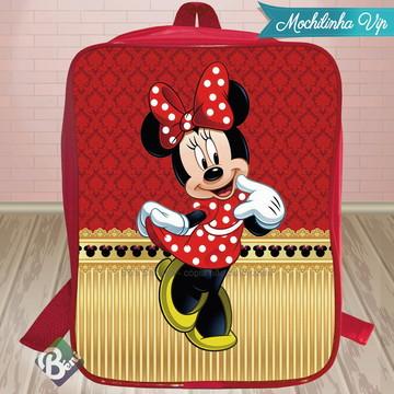 Mochilinha Vip Mickey