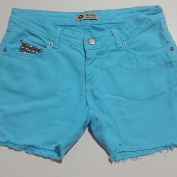 5758c2a6cf Shorts customizado com spikes