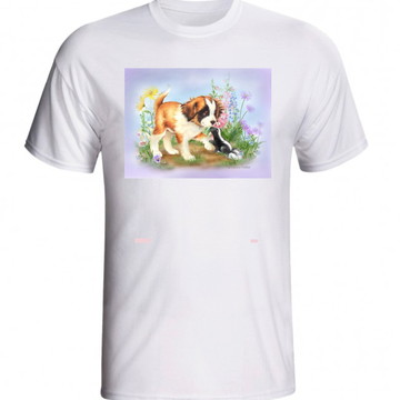 CAMISETA ANIMAIS PET