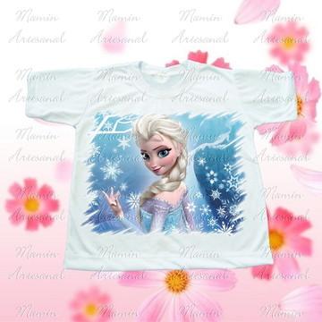 Camiseta divertida Frozen 2
