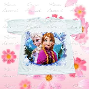 Camiseta divertida Frozen 3