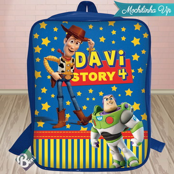 Mochilinha Vip Toy Story