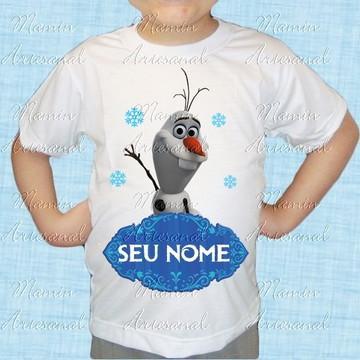 Camiseta divertida Frozen 11