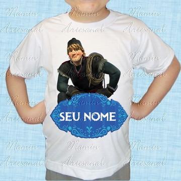 Camiseta divertida Frozen 14
