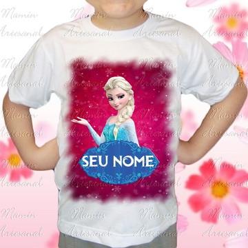 Camiseta divertida Frozen 21