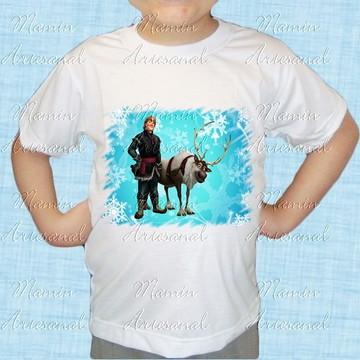 Camiseta divertida Frozen 29