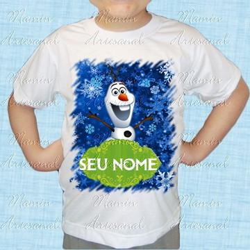 Camiseta divertida Frozen 39