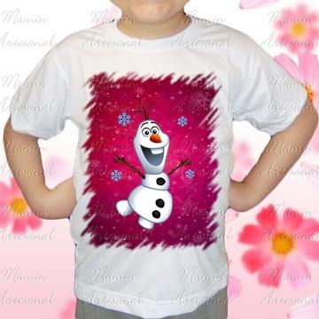 Camiseta divertida Frozen 40