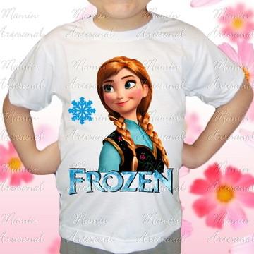 Camiseta divertida Frozen 51