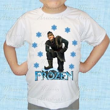 Camiseta divertida Frozen 54