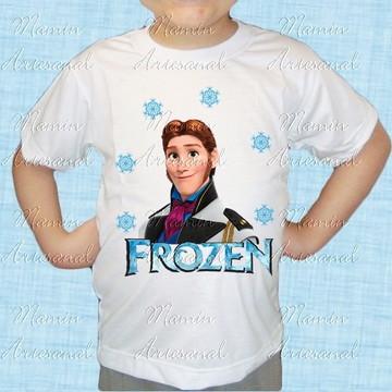 Camiseta divertida Frozen 57