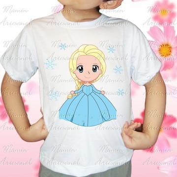 Camiseta divertida Frozen 70