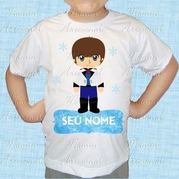 Camiseta divertida Frozen 77