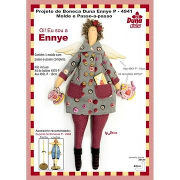 Projeto Boneca Ennye P