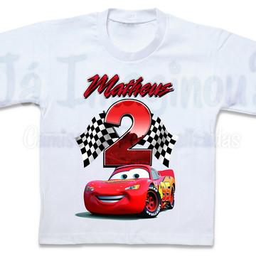 Camisetas Carros modelo 3