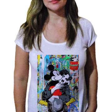 Camiseta Feminina Chaplin 19