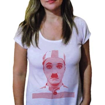 Camiseta Feminina Chaplin 20