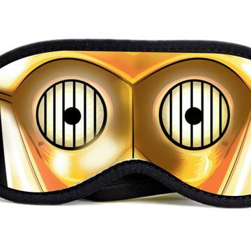 Mascara para Dormir C3PO