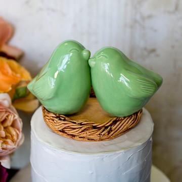 Pombinhos de Porcelana - Modelo Básico