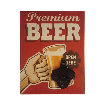 Abridor de Garrafas de Parede Beer