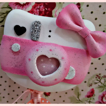 Caneta Polaroid Hello Kitty