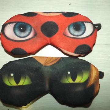Tapa Olho Personalizado Cat Noir