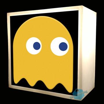 Luminária Abajur Led Criativa Geek