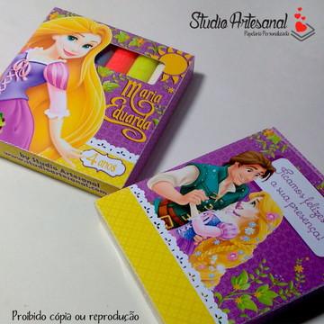 Massinha de Modelar - Rapunzel Enrolados