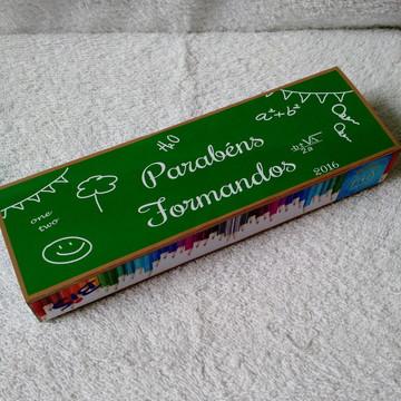 fa671f7d5 Cinta para Chocolate Formandos