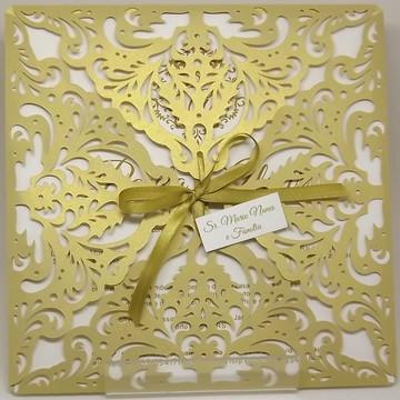 Convite de Casamento - CL.018