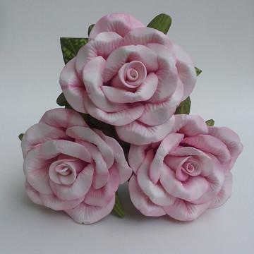 Flores Artificiais - Rosas