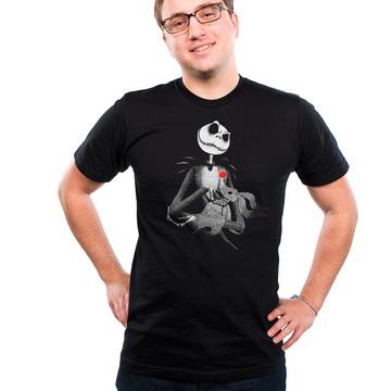 Camiseta O Estranho mundo de Jack 15361