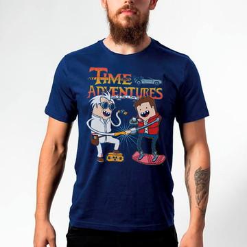 Camiseta Time Adventures 106
