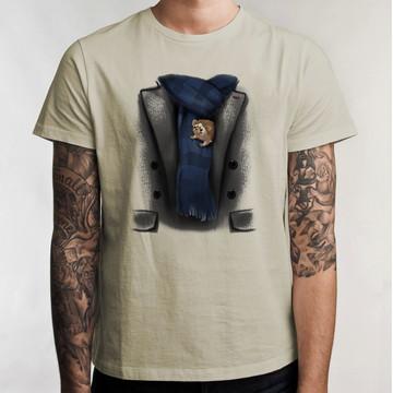 Camiseta Sherlock Holmes 5056