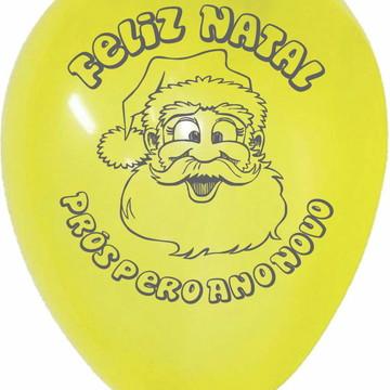 Balões Natal
