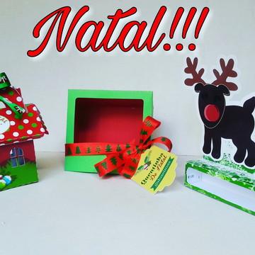 arquivo de corte kit natal