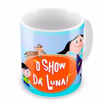 Caneca Show da Luna Personalizada