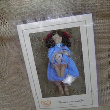 Projeto Boneca com Coelha
